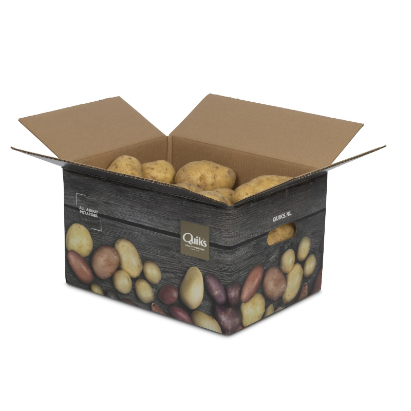 Aardappel Pof – Grillers
